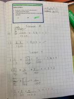 Converting mixed numbers to decimal points